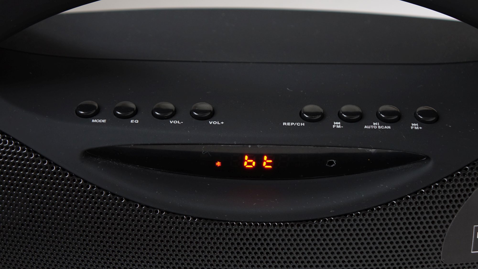 SVEN PS-420 дисплей
