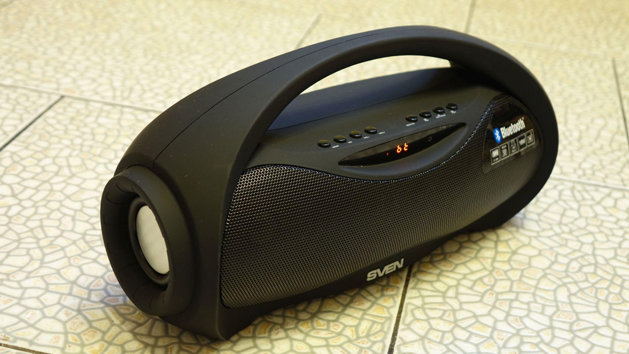 SVEN PS-420 пассивный излучатель