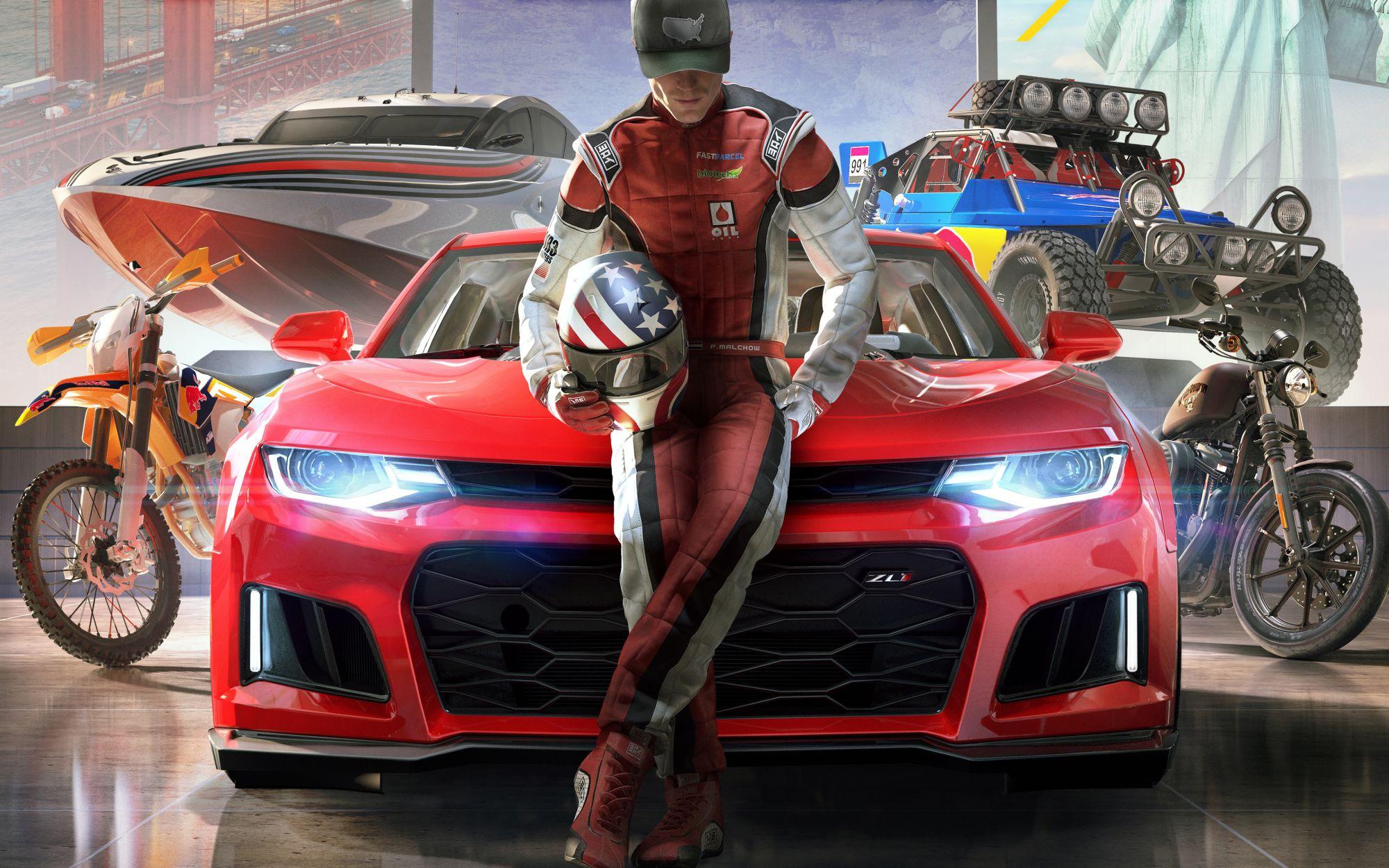 Ubisoft отложила выход игр Far Cry 5 иThe Crew 2