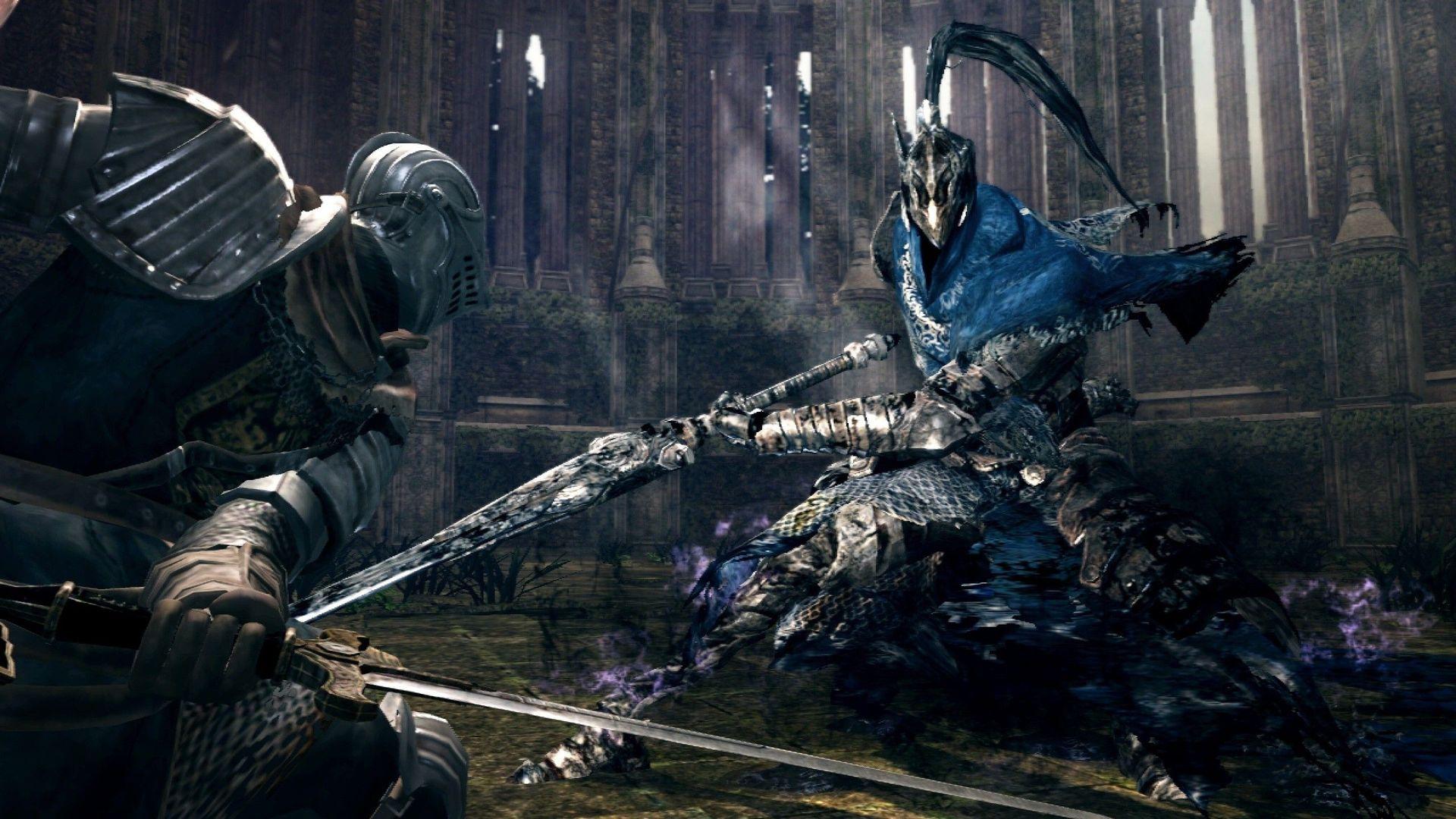 Dark Souls Remastered выйдет уже данной весной