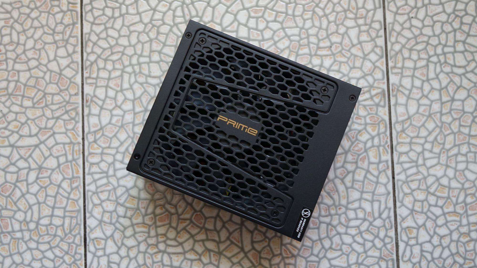 Seasonic Prime Gold вентилятор