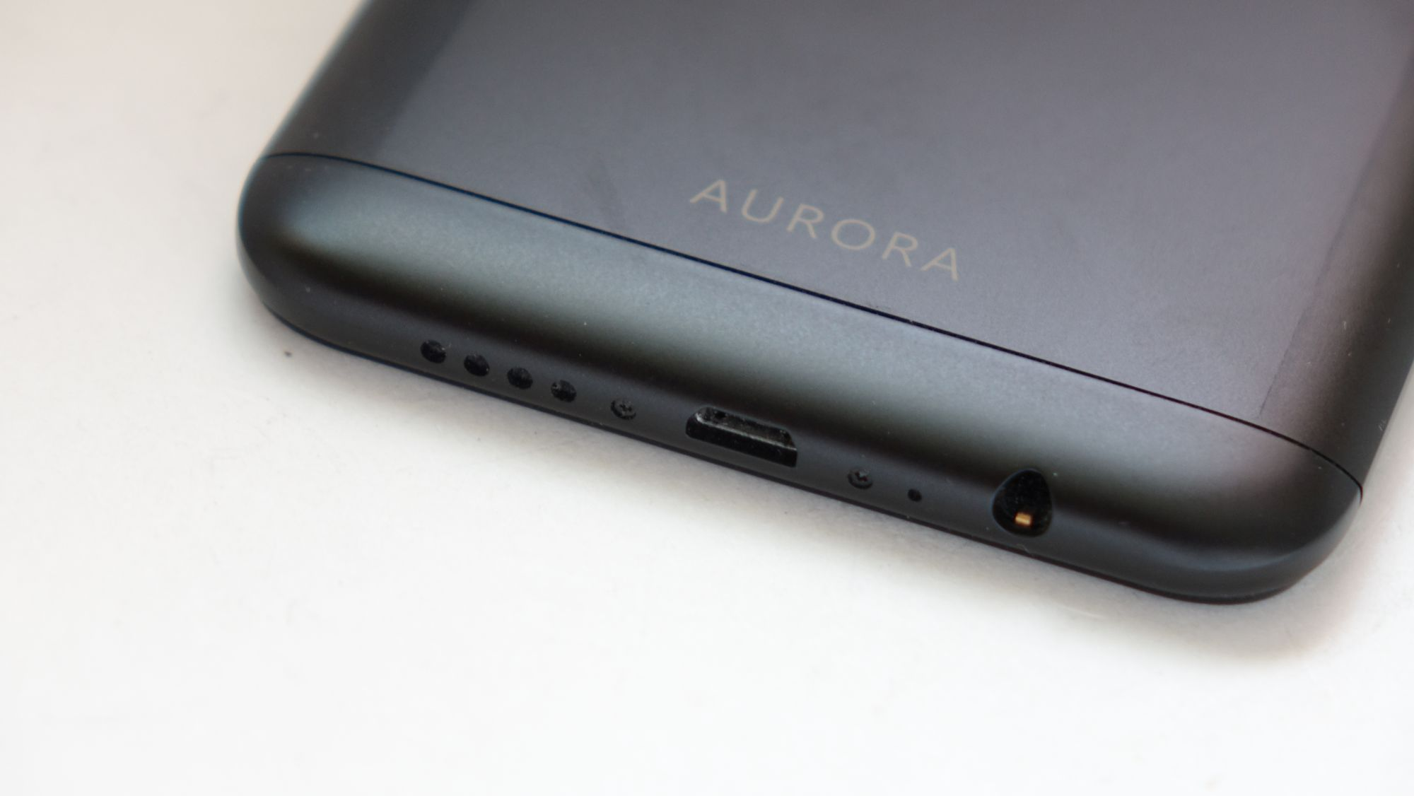 BQ Aurora usb
