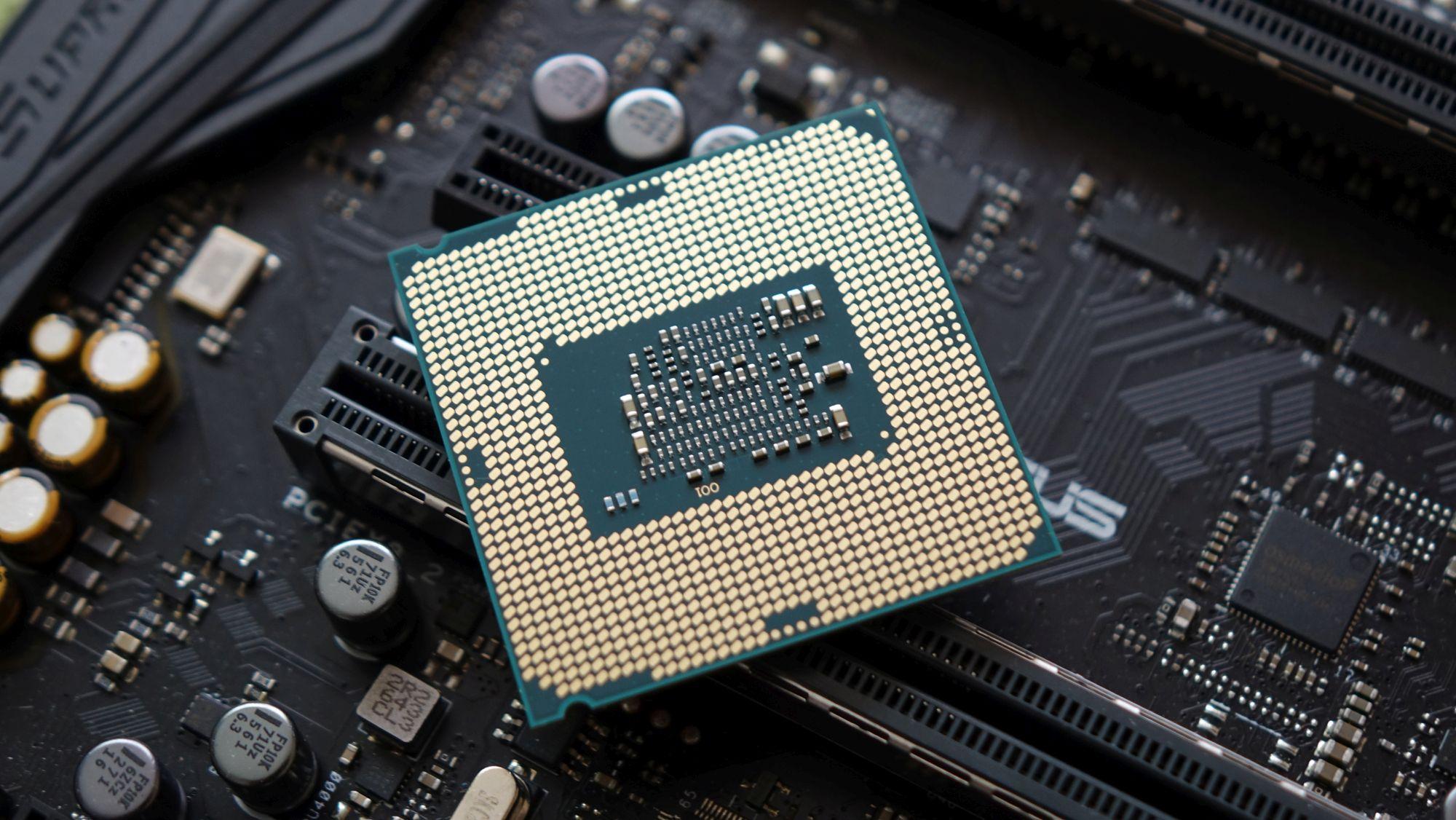 Intel Celeron G3930 контакты