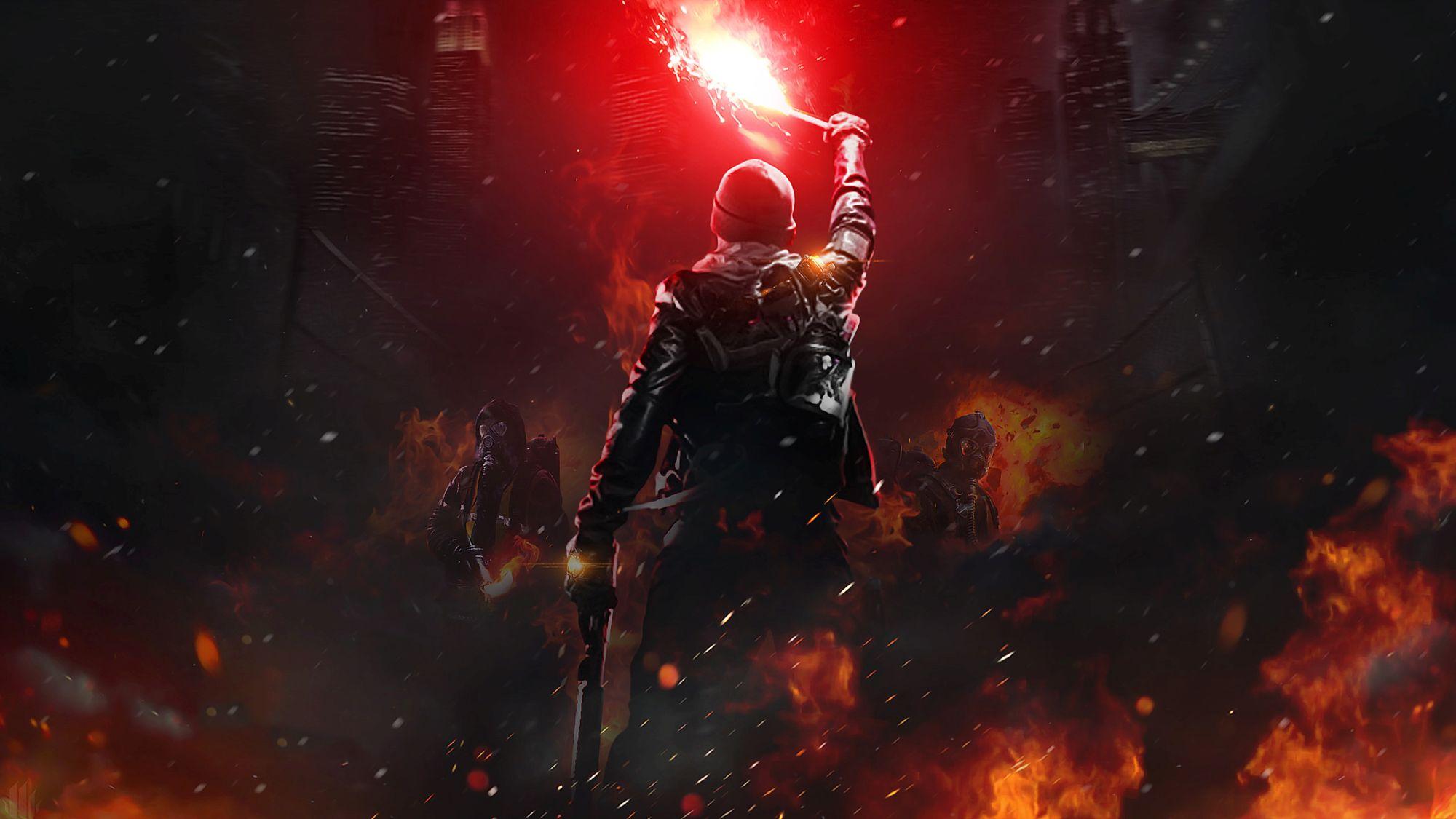 Ubisoft принялась заразработку Tom Clancy's The Division 2