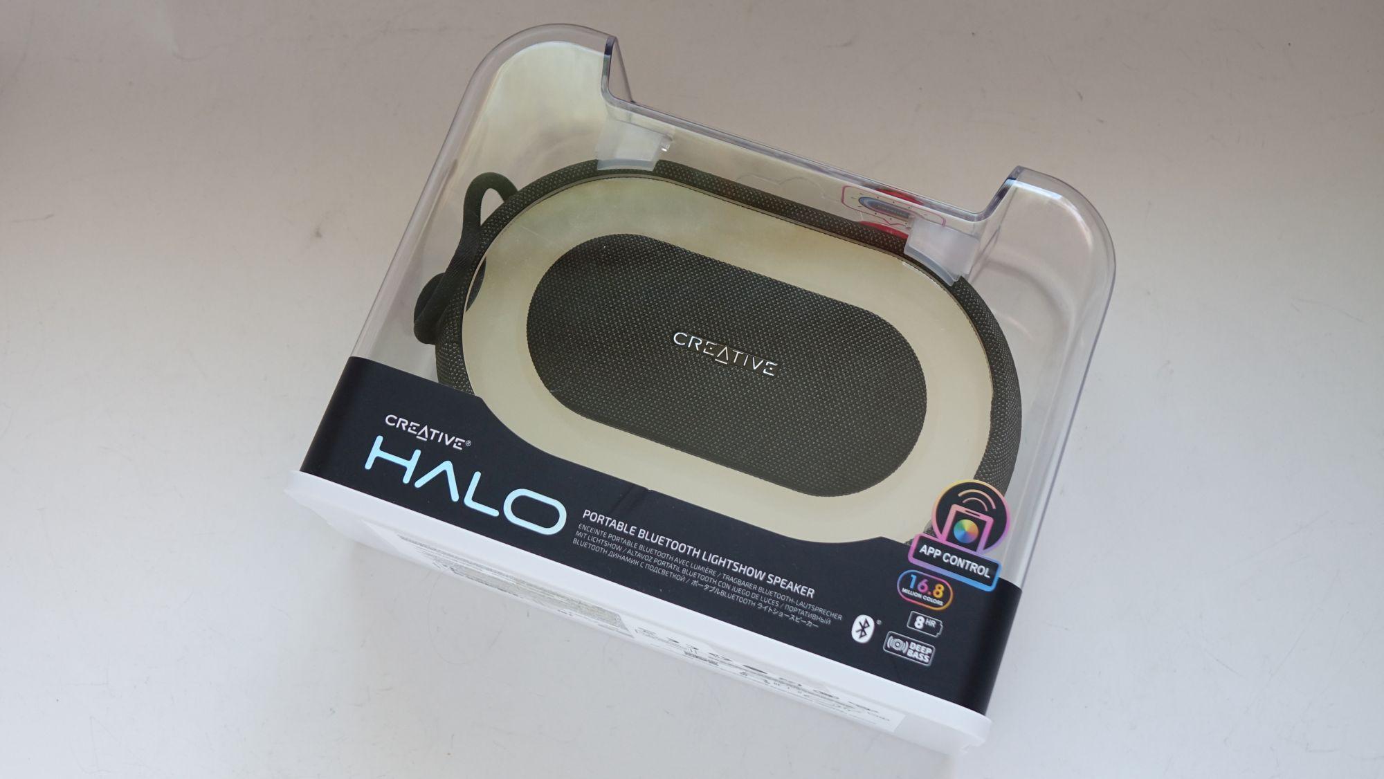 Creative Halo упаковка
