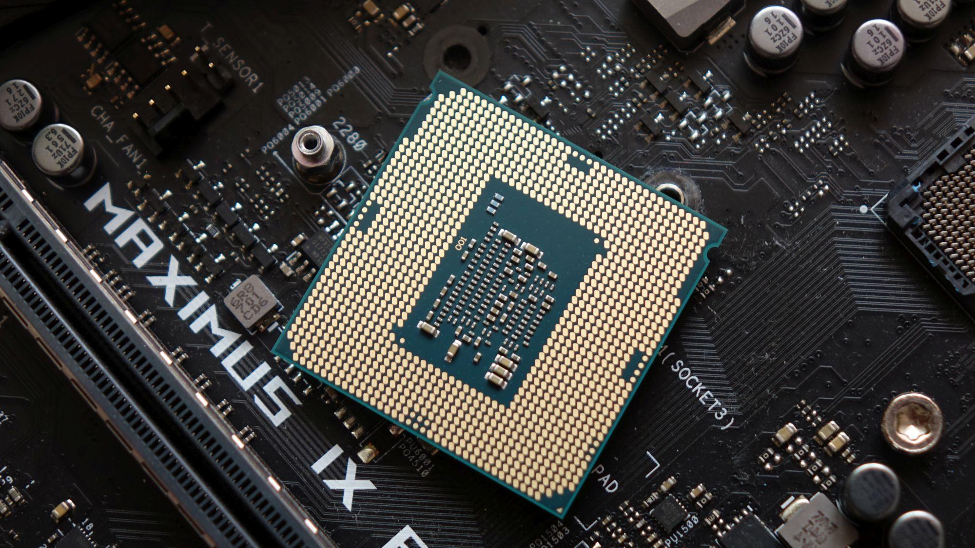Intel Pentium G4620 контакты