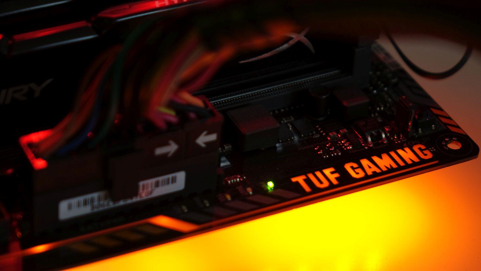 ASUS TUF Z370-Pro Gaming лого