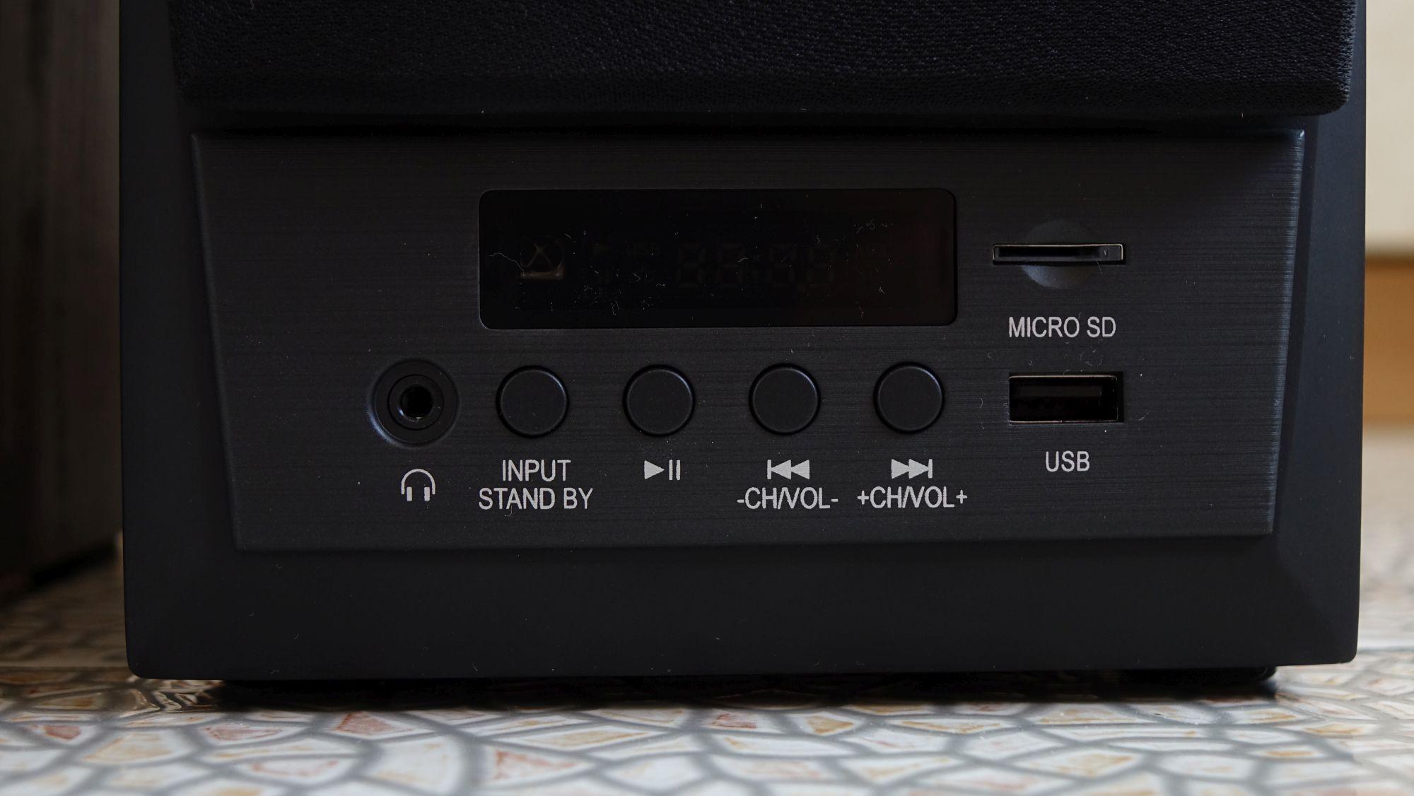 SVEN MC-10 кнопки