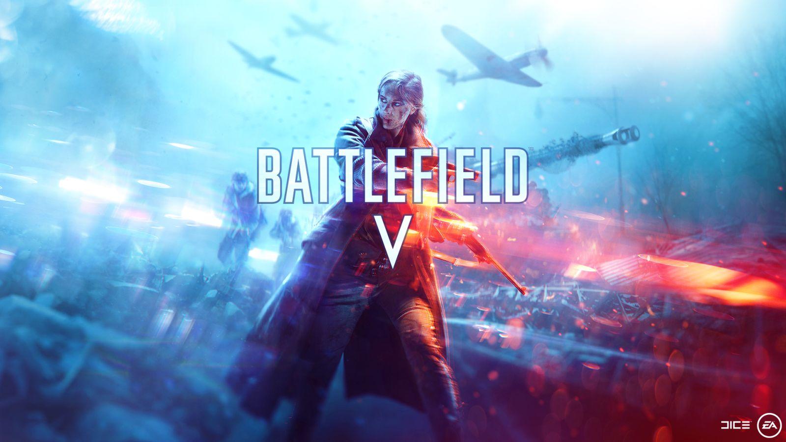 Выпущен трейлер Battlefield V