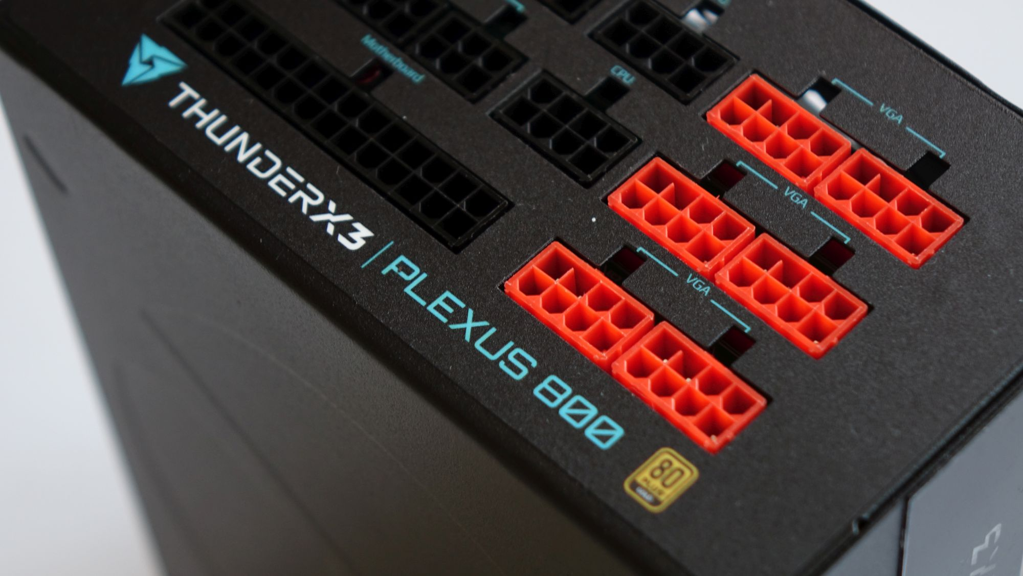 ThunderX3 Plexus 800 коннекторы