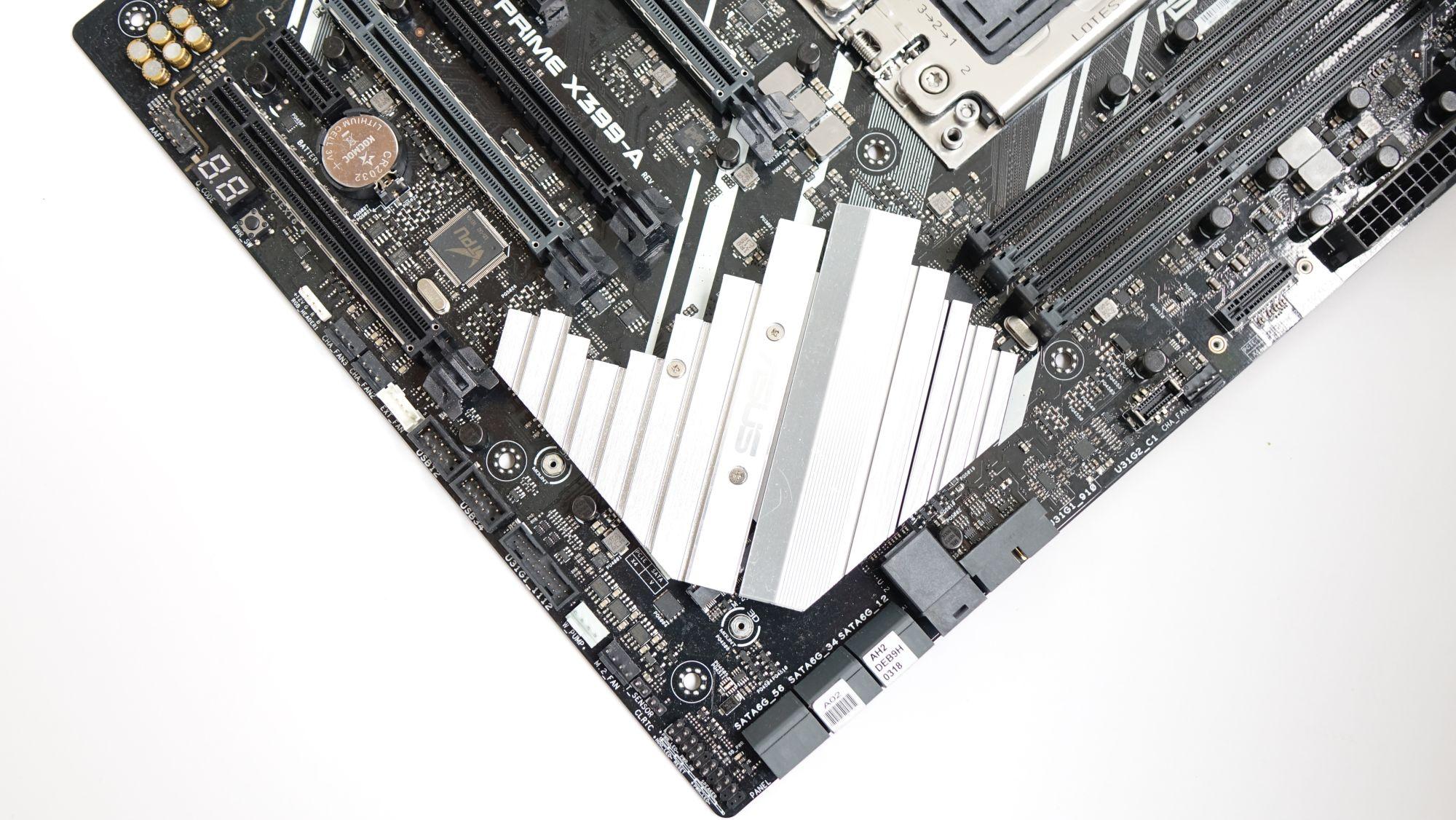 ASUS Prime X399-A chipset