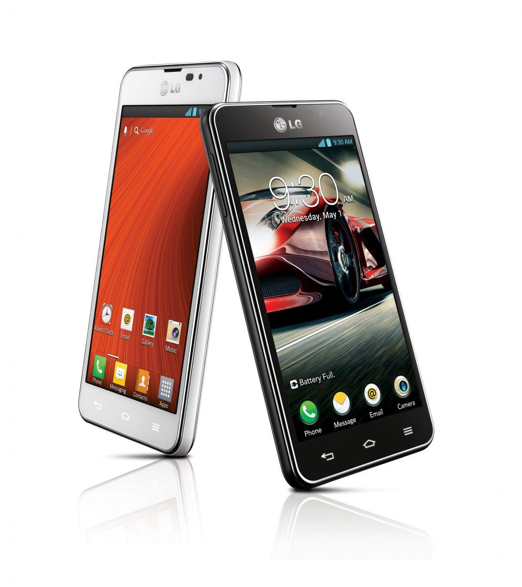 LG Optimus F5 Black & White_small