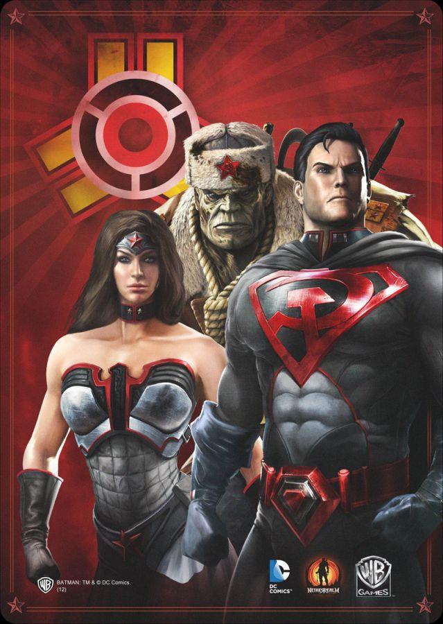 Injustice: Gods Among Us. Soviet Edition