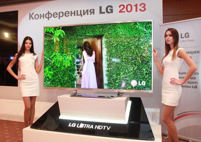 84LM960V Ultra HD 3D телевизор