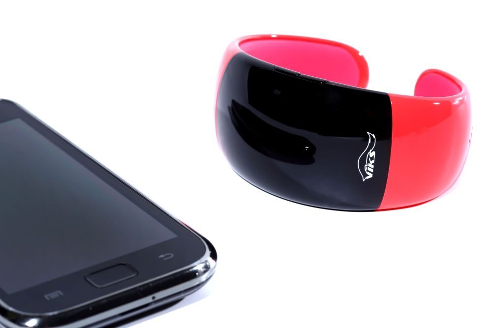 Bluetooth Вибро-Браслет VIKS_VI-T1_7