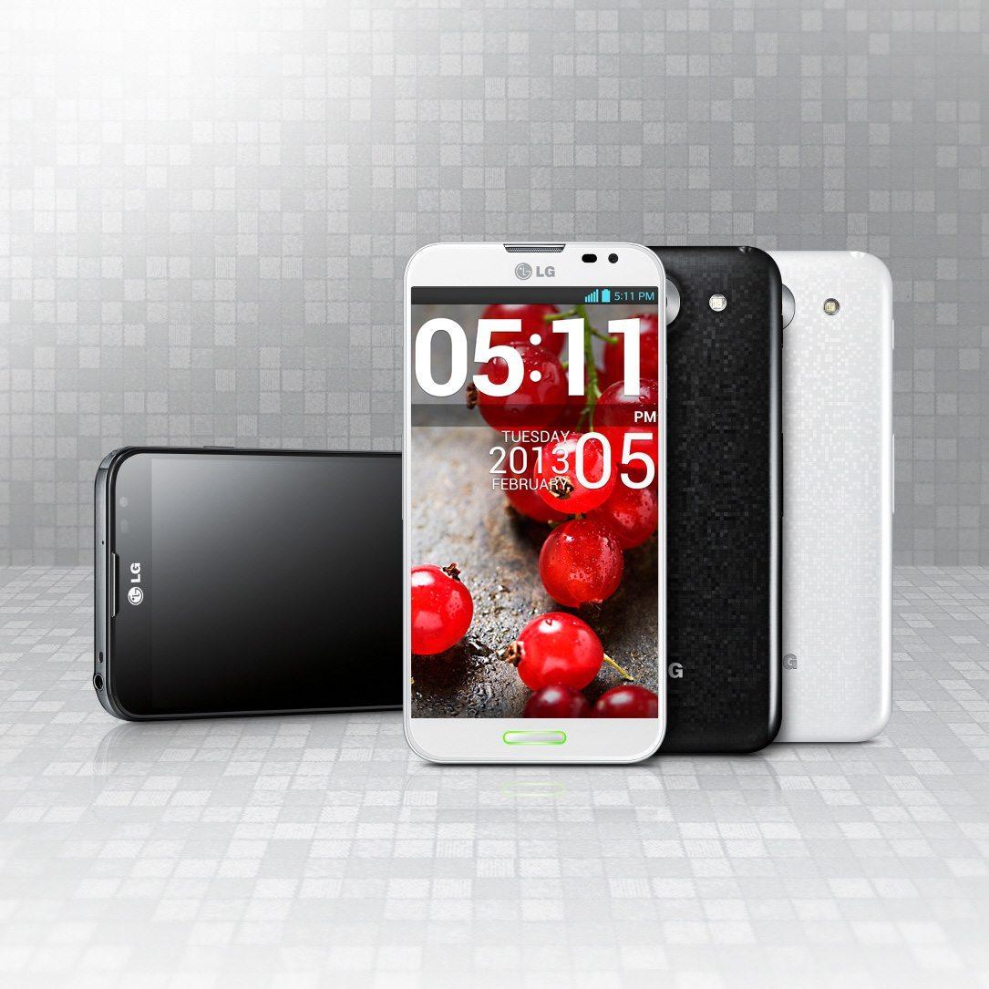 Red dot AwardLG Optimus G Pro Mar13-