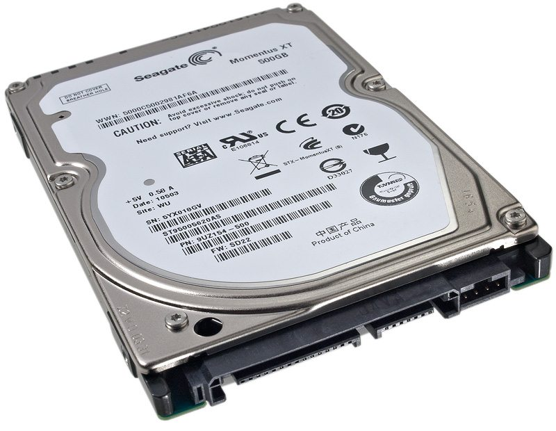 Seagate ST95005620AS 500GB Momentus XT (53420)