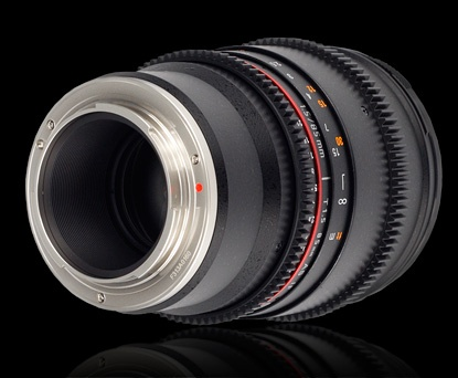Samyang 85mm T1.5 AS IF UMC VDSLR Sony-E