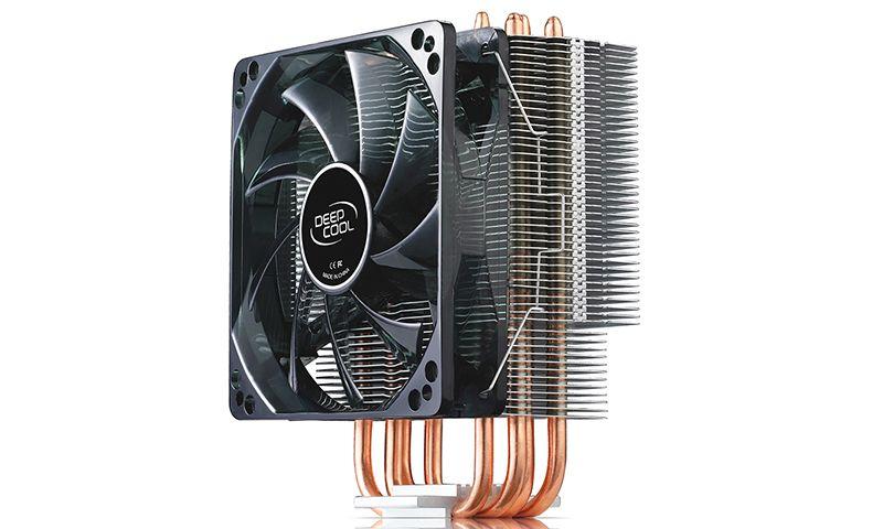 Deepcool GAMMAXX 400 радиатор