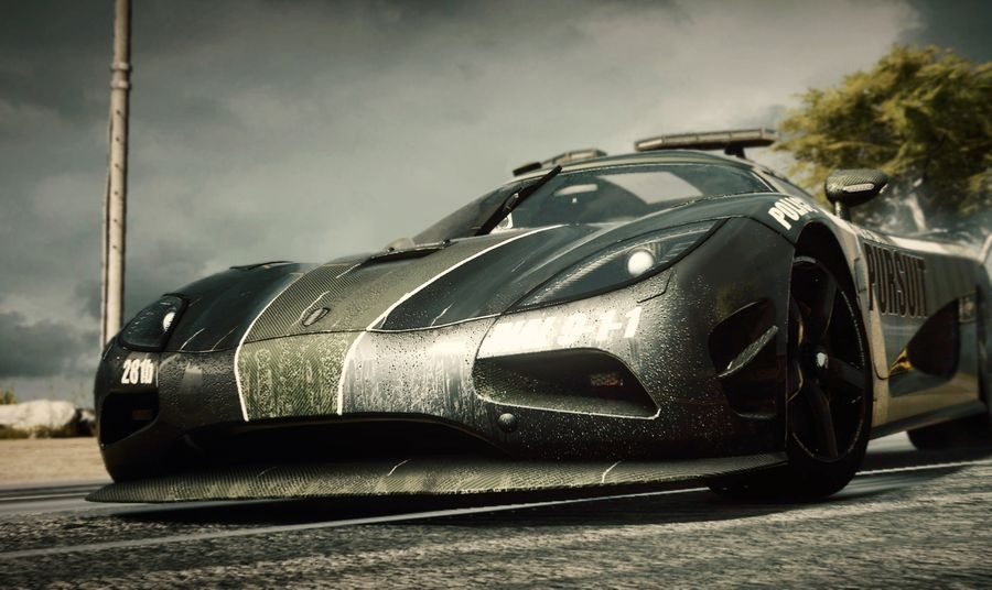 NEED FOR SPEED RIVALS_KOENIGSEGG COP CAR_s