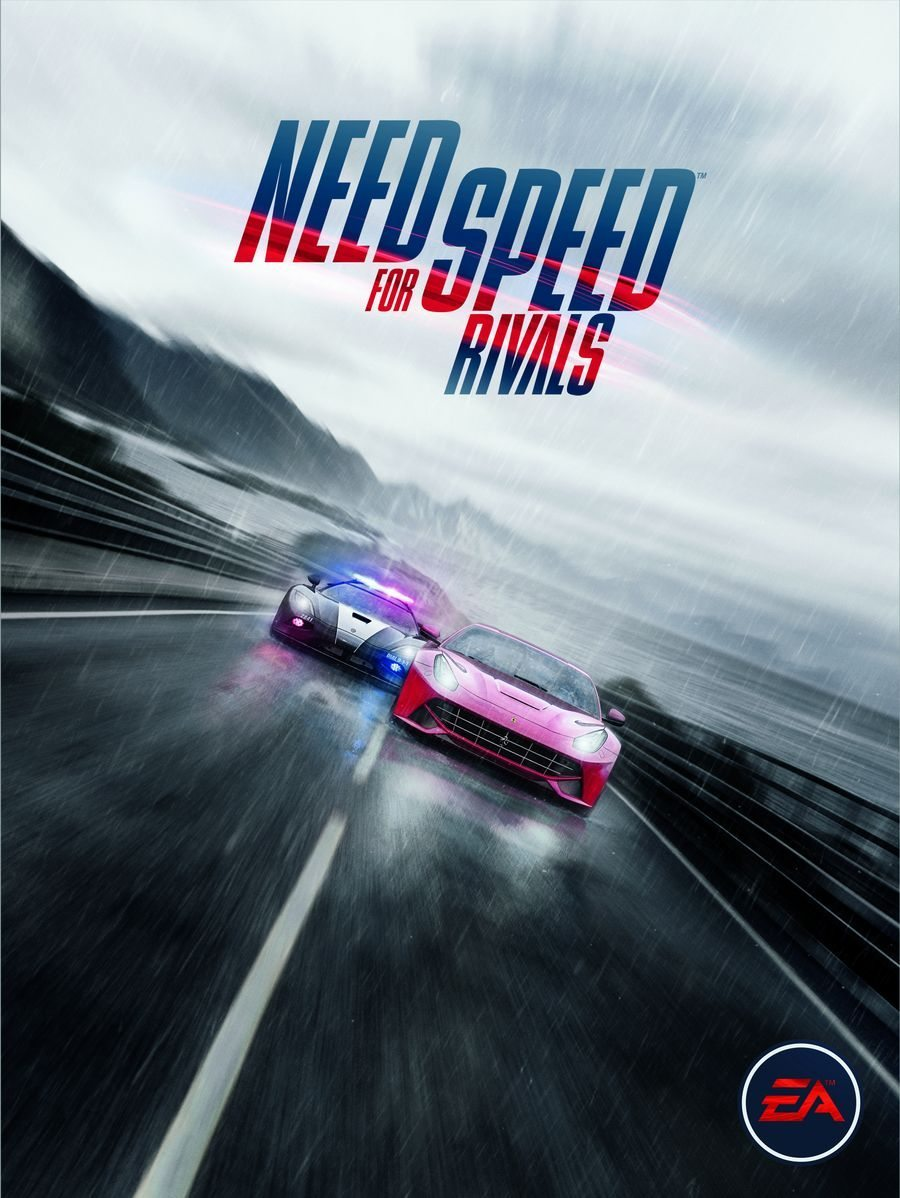 Need for Speed Rivals Key Art_s