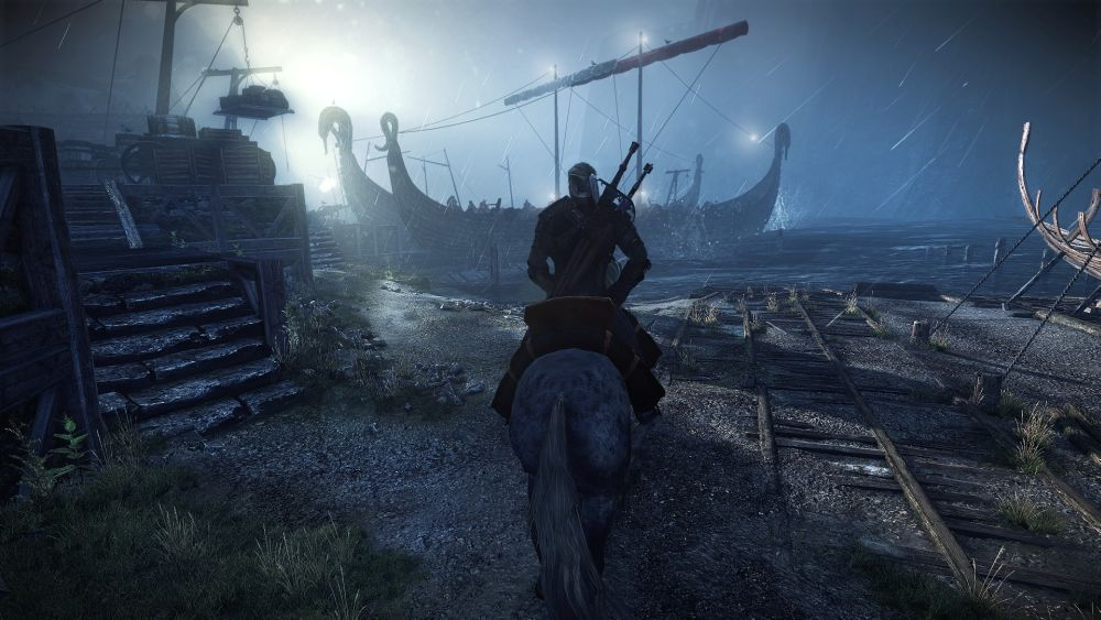 The-Witcher-3-Dude-really-loves-that-horse