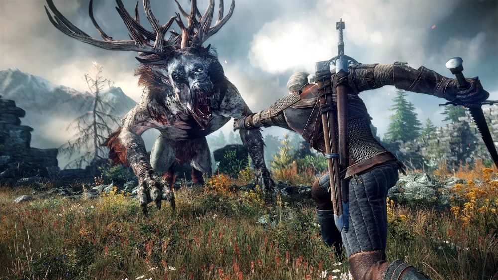 The-Witcher-3-Unwise-petting-maneuver