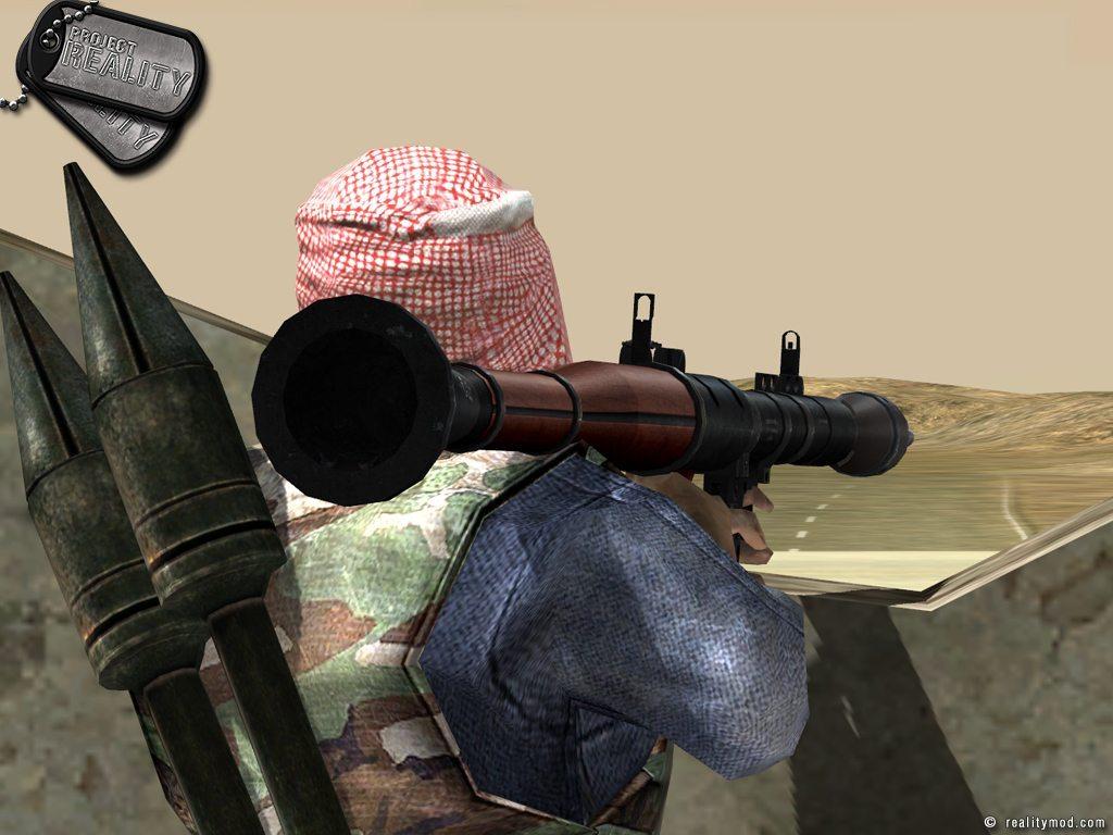 Battlefield 2 Project Reality