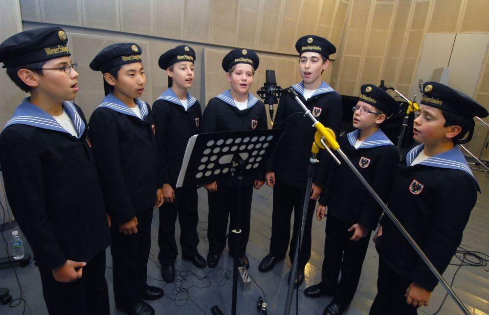 Венского хора мальчиков
