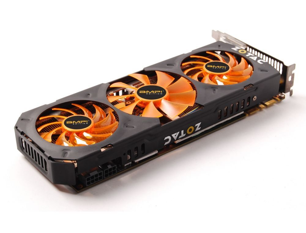 ZOTAC GeForce GTX 780 AMP! Edition