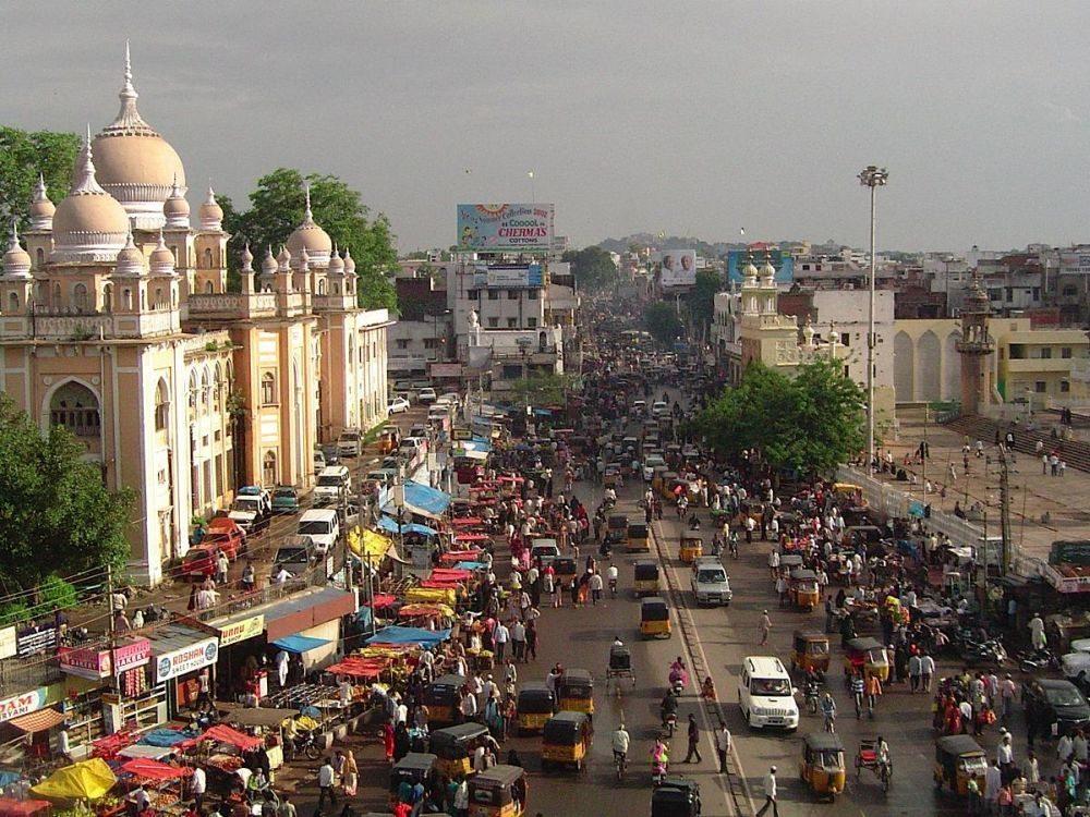 AMD в Хайдарабаде