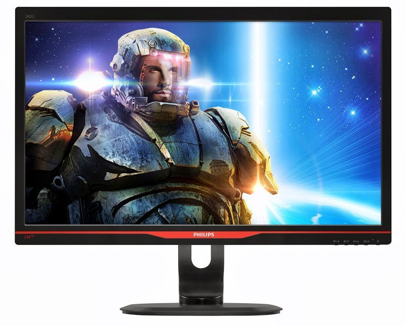242G5DJEB_f image - 144Hz Gaming display