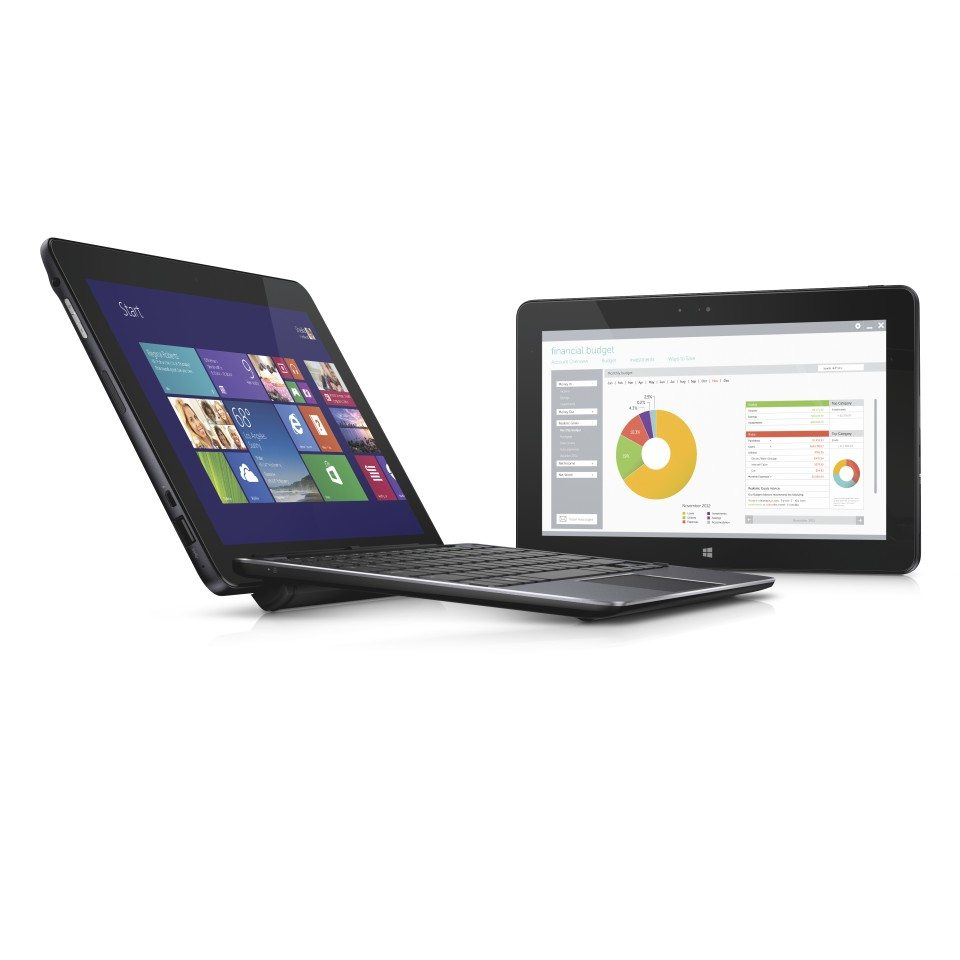 Pro 11 Tablet with Travel Cover Keyboard