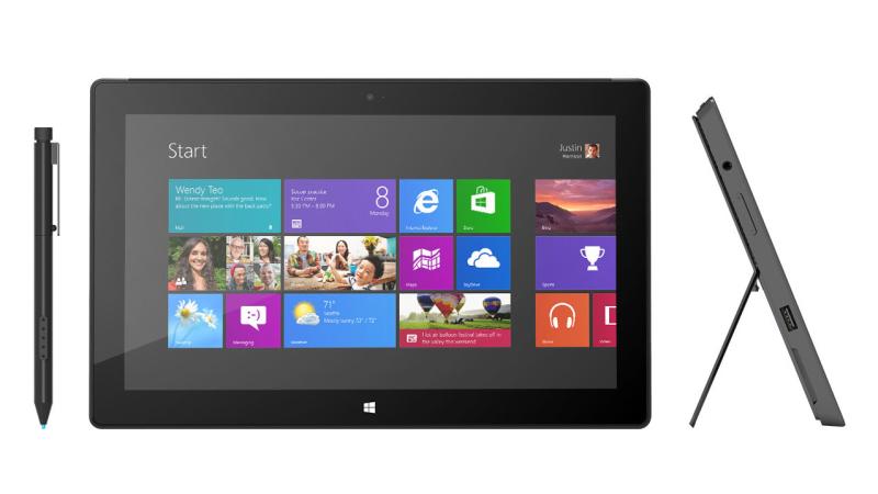 Microsoft Surface 2 и Surface Pro 2