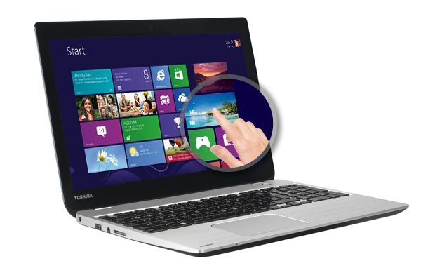 Toshiba Satellite U50-A