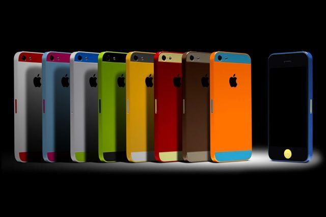 iPhone 5s и iPhone 5c