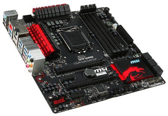 MSI Z87M Gaming