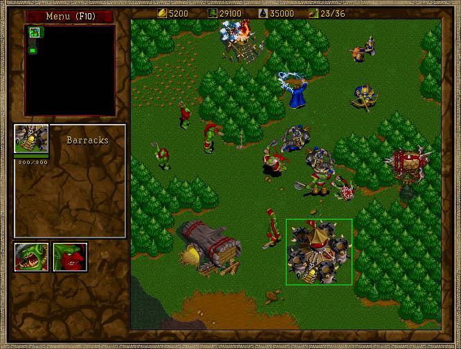 Warcraft и Warcraft 2