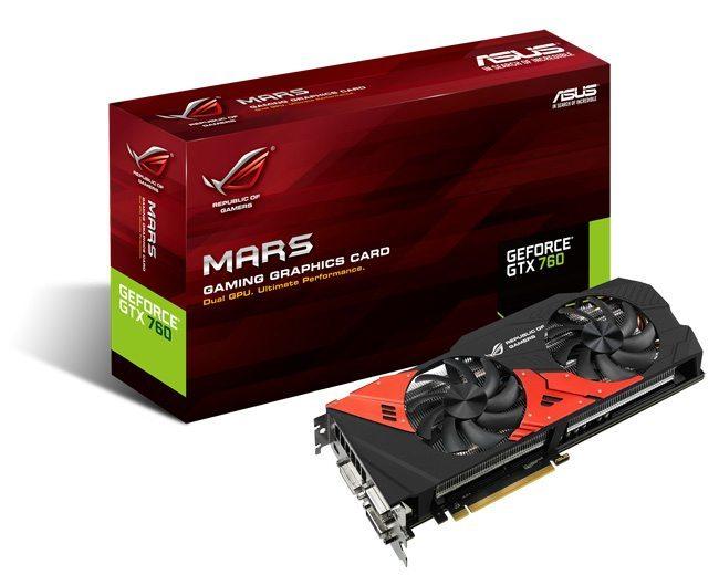 ASUS Mars 760