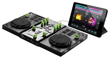 Hercules DJ Control Air for iPad