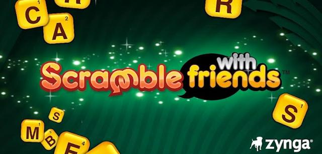 Zynga's Scramble With Friends