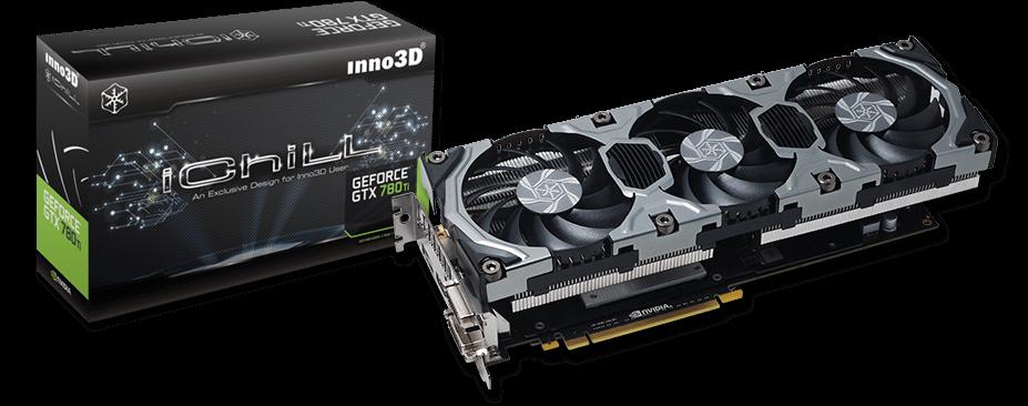 Inno3D GeForce GTX 780 Ti
