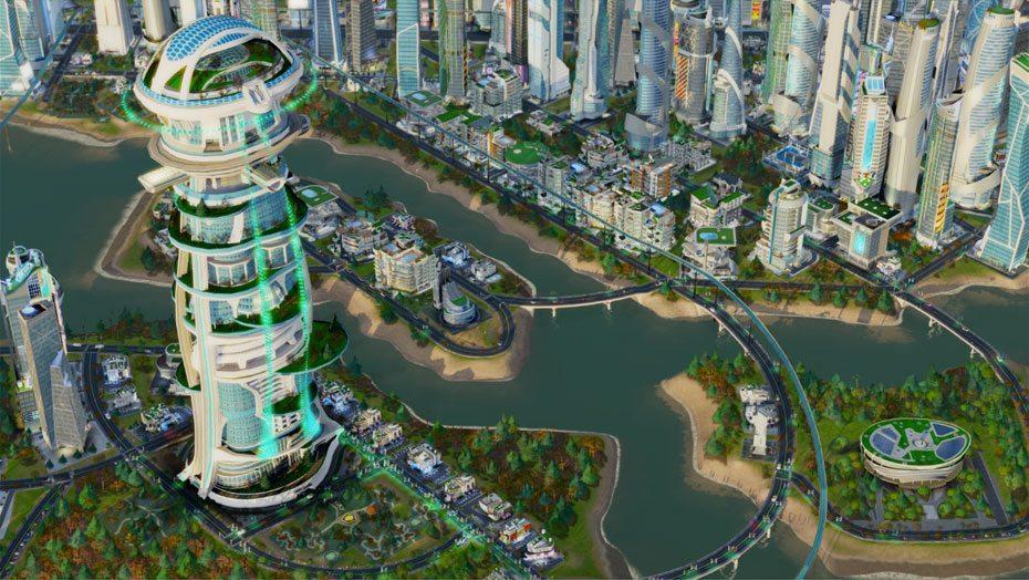 «SimCity: Город будущего»