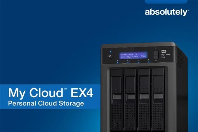 My Cloud EX4