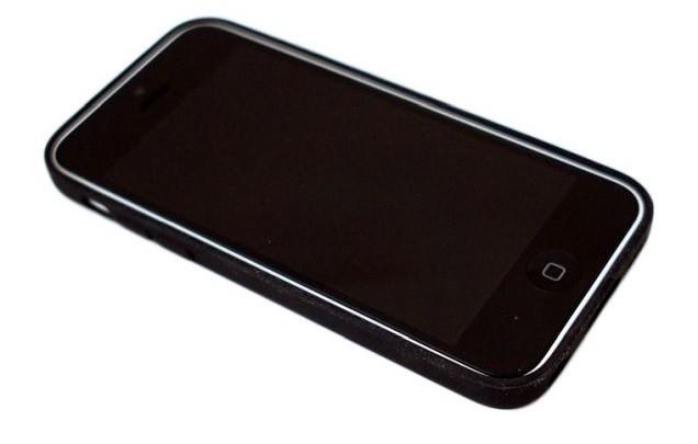 iPhone 5c в чехле