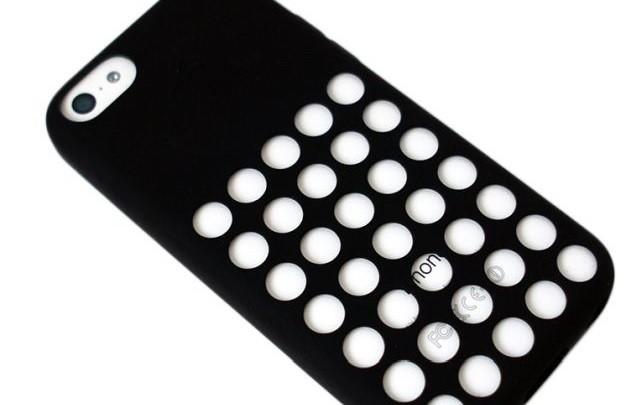 в чехле iPhone 5c