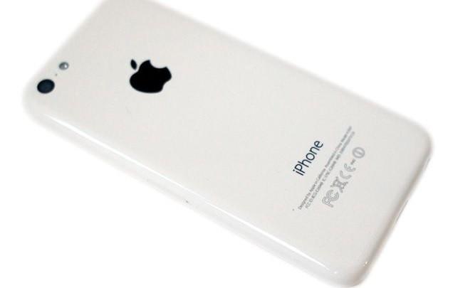 iPhone 5c сзади