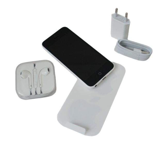 комплектация iPhone 5c