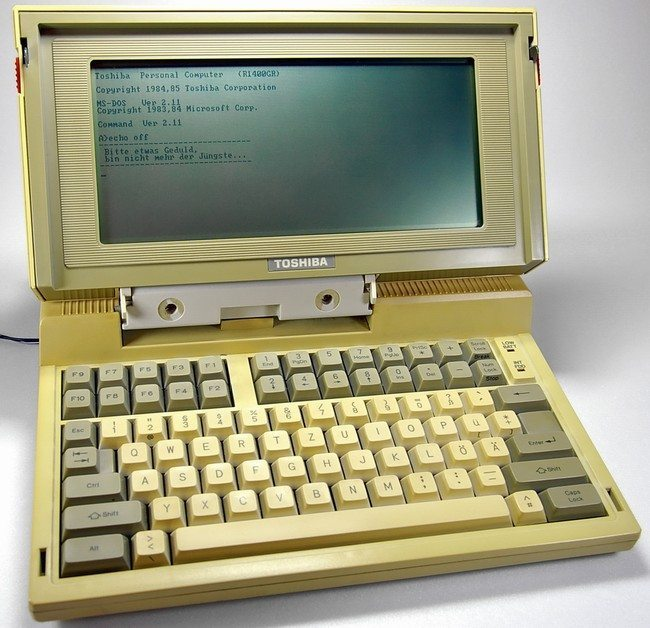 Toshiba Т1100