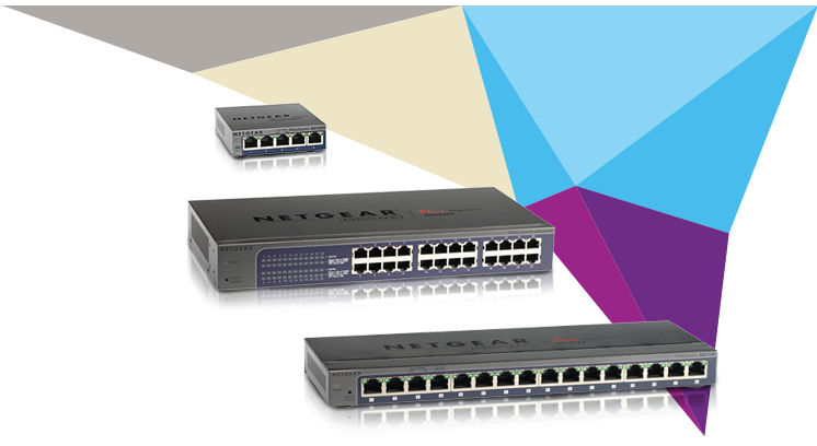 Power-Over-Ethernet - GS105PE, JGS516PE, JGS524PE
